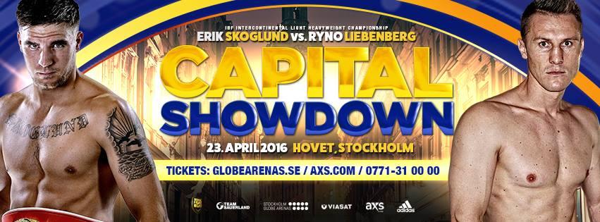Capital showdown